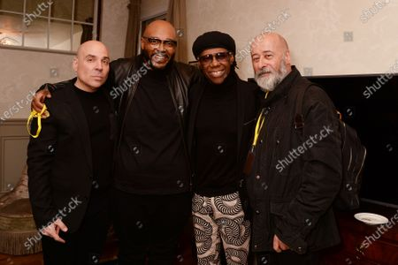 Editorial image of 40th Brit Awards, Nile Rodgers Viewing Party, The Ned, London, UK - 18 Feb 2020