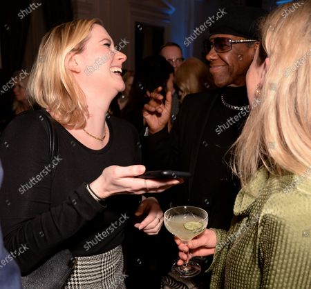 Nile Rodgers and guests
