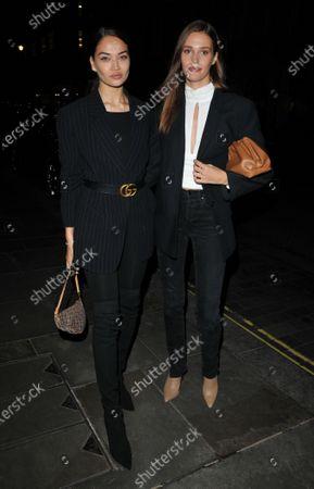 Editorial photo of Natalia Vodianova x Maxx Resorts party, Scott's, London, UK - 17 Feb 2020