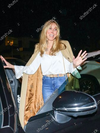 Editorial picture of Alana Stewart out and about, Los Angeles, USA - 17 Feb 2020
