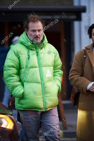 Editorial photo of Street Style, Fall Winter 2020, London Fashion Week, UK - 17 Feb 2020
