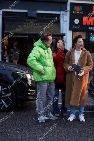 Editorial image of Street Style, Fall Winter 2020, London Fashion Week, UK - 17 Feb 2020