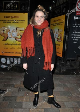 Stock Picture of Chelsea Halfpenny