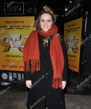 Editorial photo of '9 To 5 The Musical' cast departures, Savoy Theatre, London, UK - 17 Feb 2020