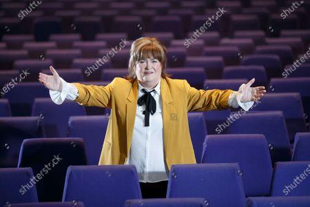 Stock Image of Susan Boyle