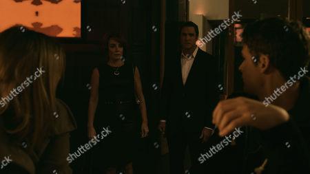 Mischa Barton as Kat, Kristin Carey as Lucy Bishop, Ben Reed as Anthony Bishop and Grant Harvey as Ben Rawlins