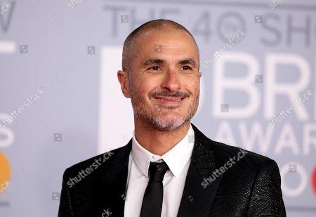 Editorial image of Brit Awards 2020 Arrivals, London, United Kingdom - 18 Feb 2020