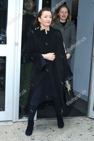 Stock Picture of Lesley Manville