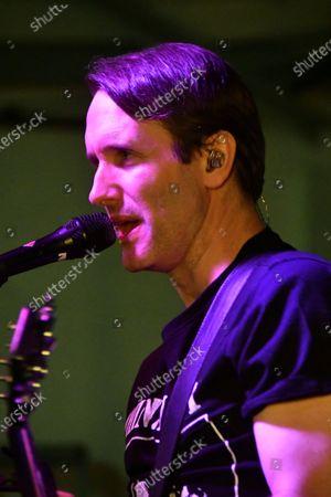 Stock Photo of Tim Wheeler - Ash