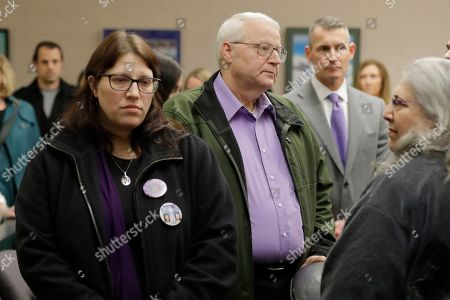 Editorial image of Missing Utah Woman Trial, Tacoma, USA - 18 Feb 2020
