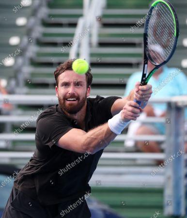 Editorial photo of Tennis ATP Delray Beach Open, Delray Beach, USA - 18 Feb 2020