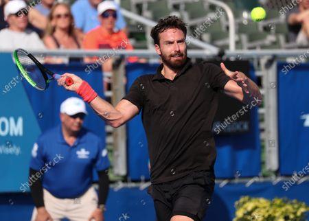 Editorial picture of Tennis ATP Delray Beach Open, Delray Beach, USA - 18 Feb 2020