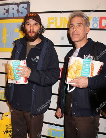 Editorial picture of 'Impractical Jokers: The Movie' film premiere, AMC Lincoln Square 13, New York, USA - 18 Feb 2020