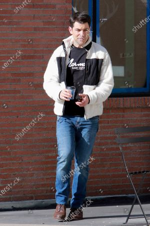 Stock Image of Max Greenfield