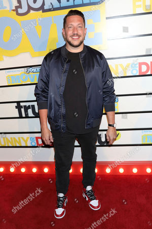 """Sal Vulcano attends the premiere of """"Impractical Jokers: The Movie"""" at AMC Lincoln Square, in New York"""