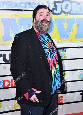 Stock Picture of Mick Foley