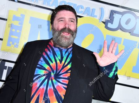Stock Image of Mick Foley