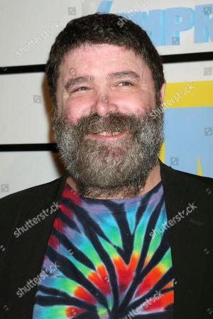 """Mick Foley attends the premiere of """"Impractical Jokers: The Movie"""" at AMC Lincoln Square, in New York"""