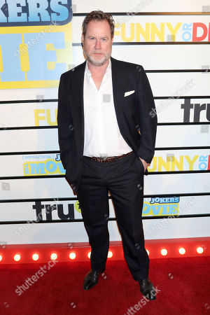 """Chris Henchy attends the premiere of """"Impractical Jokers: The Movie"""" at AMC Lincoln Square, in New York"""