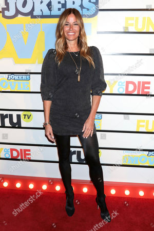 "Kelly Killoren Bensimon attends the premiere of ""Impractical Jokers: The Movie"" at AMC Lincoln Square, in New York"