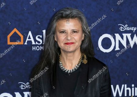 """Tracey Ullman arrives at the World Premiere of """"Onward"""" at El Capitan Theatre, in Los Angeles"""
