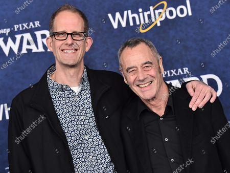 Pete Docter and Jim Morris