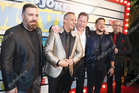 Brian Quinn, Joe Gatto, Chris Henchy, Sal Vulcano and James Murray