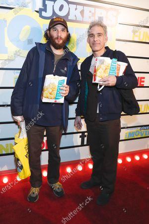 Joshua Safdie, and Ronald Bronstein