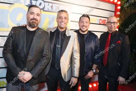 Brian Quinn, Joe Gatto, Sal Vulcano and James Murray