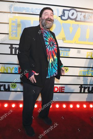 Stock Photo of Mick Foley