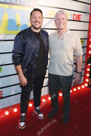 Sal Vulcano and Sal Vulcano Sr.