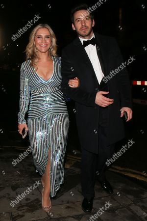 Editorial image of 40th Brit Awards, Universal Music After Party, The Ned Hotel, London, UK - 18 Feb 2020