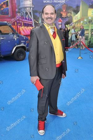 """Stock Image of Mel Rodriguez attends the world premiere of """"Onward"""" at the El Capitan Theatre, in Los Angeles"""