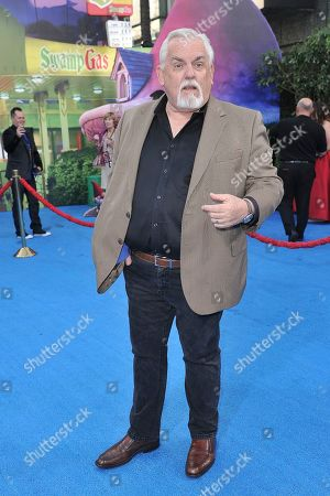 """John Ratzenberger attends the world premiere of """"Onward"""" at the El Capitan Theatre, in Los Angeles"""