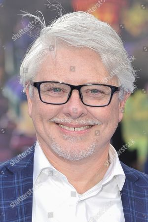 """Stock Image of Dave Foley attends the world premiere of """"Onward"""" at the El Capitan Theatre, in Los Angeles"""