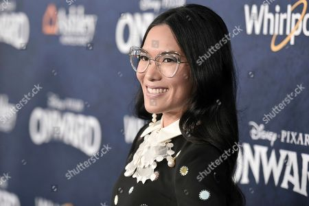 """Ali Wong attends the world premiere of """"Onward"""" at the El Capitan Theatre, in Los Angeles"""