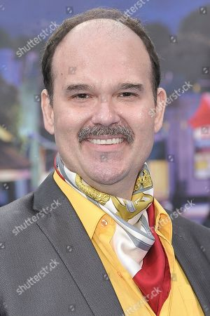 """Mel Rodriguez attends the world premiere of """"Onward"""" at the El Capitan Theatre, in Los Angeles"""