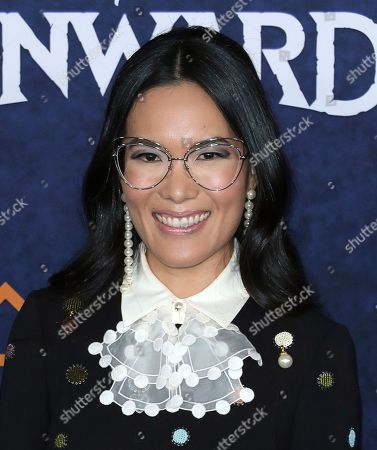 """Stock Picture of Ali Wong arrives at the World Premiere of """"Onward"""" at El Capitan Theatre, in Los Angeles"""
