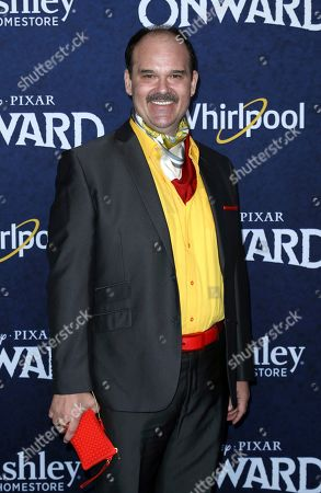 """Editorial photo of World Premiere of """"Onward"""" ? Arrivals, Los Angeles, USA - 18 Feb 2020"""