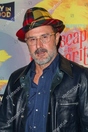 Editorial picture of Jimmy Buffett 'Escape to Margaritaville' play opening night, Arrivals, Dolby Theatre, Los Angeles, USA - 18 Feb 2020