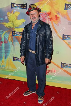 Editorial image of Jimmy Buffett 'Escape to Margaritaville' play opening night, Arrivals, Dolby Theatre, Los Angeles, USA - 18 Feb 2020