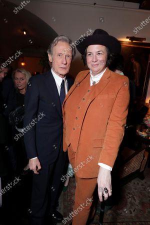 Bill Nighy, Autumn de Wilde, Director,