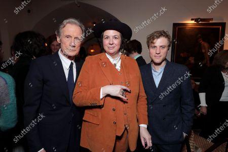 Bill Nighy, Autumn de Wilde, Director, Johnny Flynn