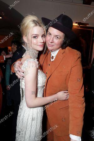Anya Taylor-Joy, Autumn de Wilde, Director,