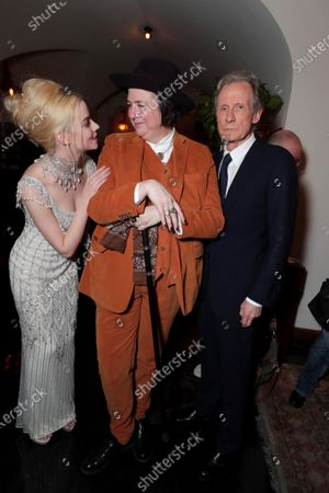 Anya Taylor-Joy, Autumn de Wilde, Director, Bill Nighy