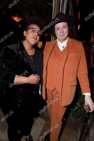 Stock Picture of Brittany Howard, Autumn de Wilde, Director,