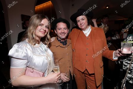 Guest, Elijah Wood, Autumn de Wilde, Director,