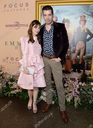 Editorial image of 'Emma' film premiere, Arrivals, DGA Theater, Los Angeles, USA - 18 Feb 2020
