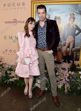 Editorial photo of 'Emma' film premiere, Arrivals, DGA Theater, Los Angeles, USA - 18 Feb 2020