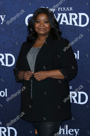"""Octavia Spencer arrives at the World Premiere of """"Onward"""" at El Capitan Theatre, in Los Angeles"""
